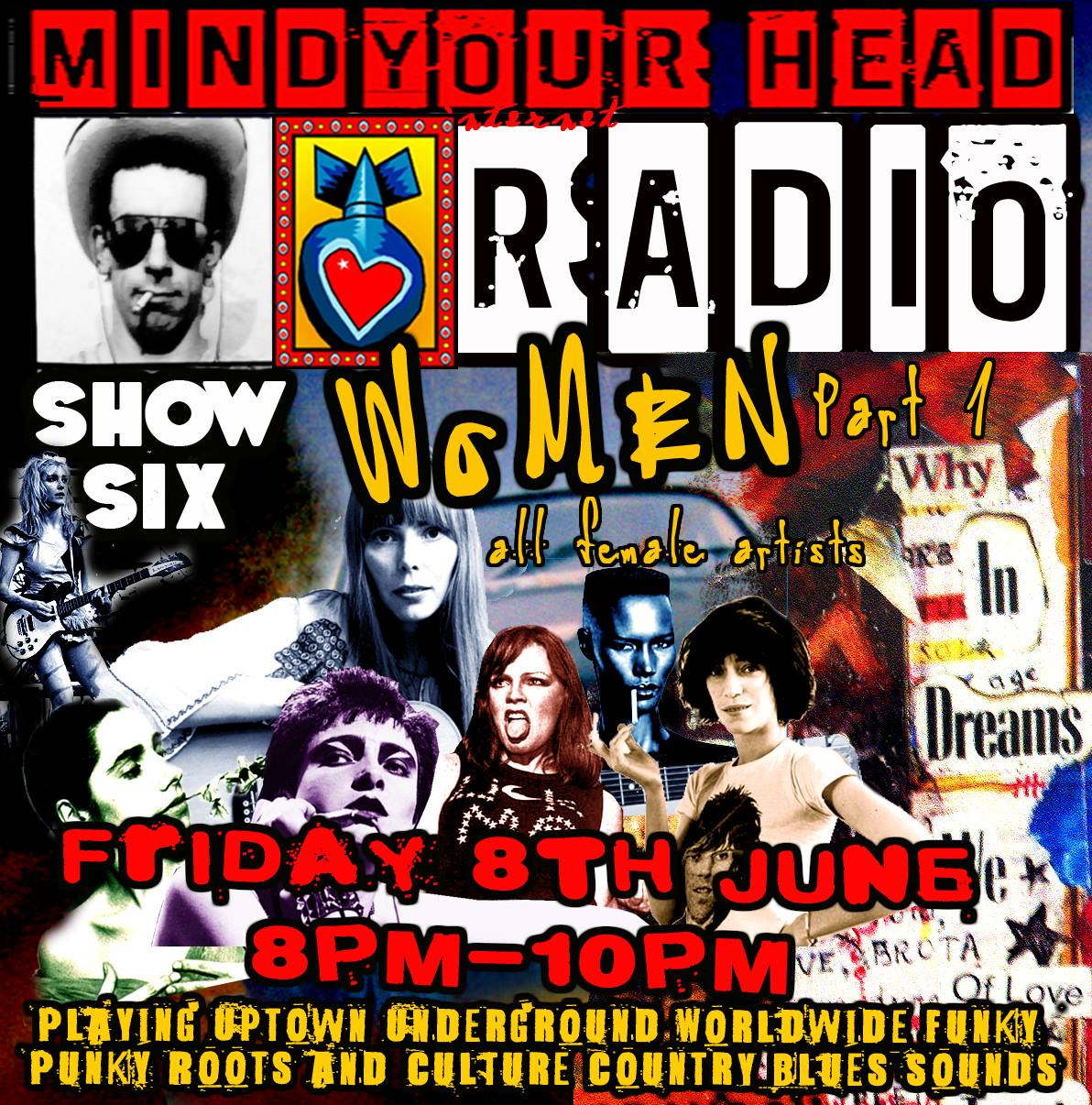 Mind Your Head Radio